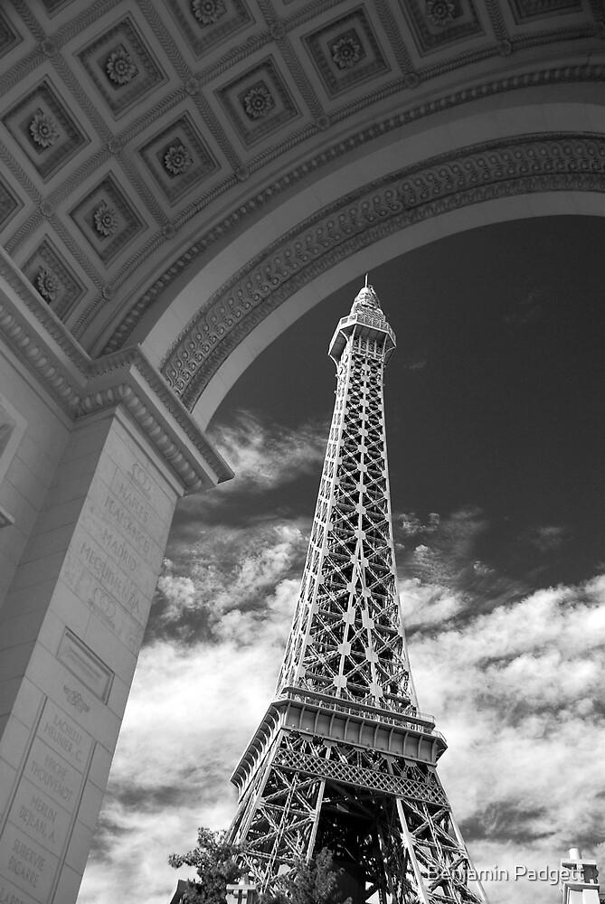 No. 29, La Tour Eiffel de Vegas by Benjamin Padgett