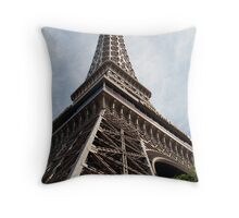 No. 36, La Tour Eiffel de Vegas Throw Pillow