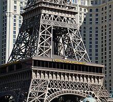 No. 38, La Tour Eiffel de Vegas by Benjamin Padgett