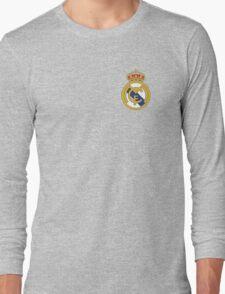 Real madrid SOCCER Long Sleeve T-Shirt
