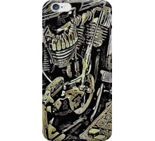 Antique Twin iPhone Case/Skin