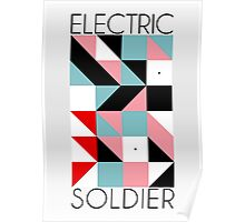 Electric Soldier: Porygon Poster
