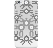 Magnet: Scheme iPhone Case/Skin