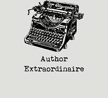 Author Extraordinaire Unisex T-Shirt