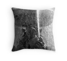 No. 3, La Fontaine des Mers (Vegas) Throw Pillow