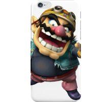 Nintendo Wario iPhone Case/Skin