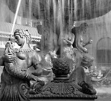 No. 2, La Fontaine des Mers (Vegas) by Benjamin Padgett