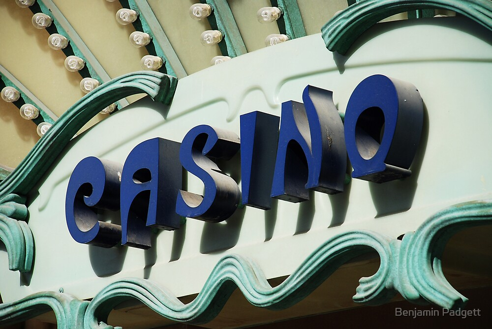 La Casino No. 1 by Benjamin Padgett