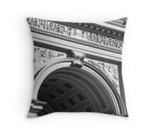 Triomphe No. 1 Throw Pillow