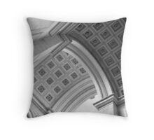 Triomphe No. 3 Throw Pillow