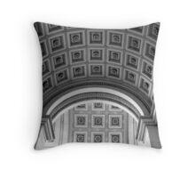Triomphe No. 4 Throw Pillow