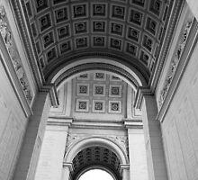 Triomphe No. 5 by Benjamin Padgett