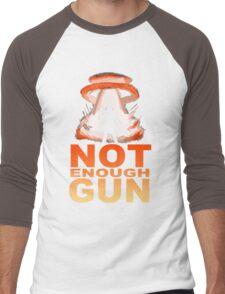 NOT ENOUGH GUN Men's Baseball ¾ T-Shirt