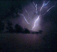 Lightning veins by Jymmi Sparkz