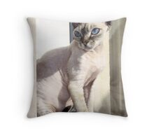 Hilda - 2 Throw Pillow