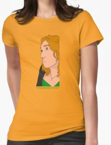 one off Womens Fitted T-Shirt