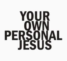 Personal Jesus One Piece - Long Sleeve