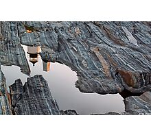 Pemaquid Reflections Photographic Print