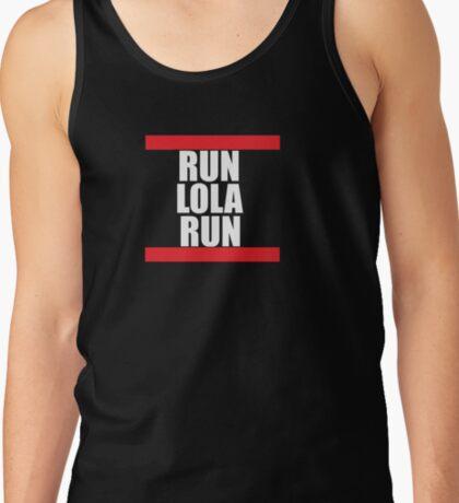 Run lola run  DMC mashup Tank Top