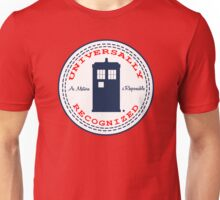 Doctor Who - Converse Logo with Quote Unisex T-Shirt