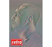 J. Cole - Retro Photographic Print