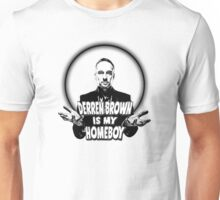 Derren Brown - Homeboy (WHT) Unisex T-Shirt