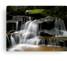 Sommersby Cascade Canvas Print
