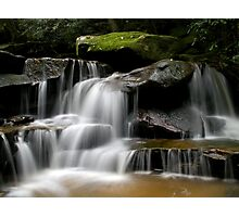 Sommersby Cascade Photographic Print