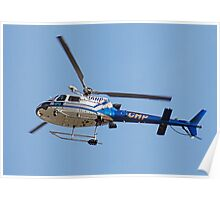 CHP helo Poster