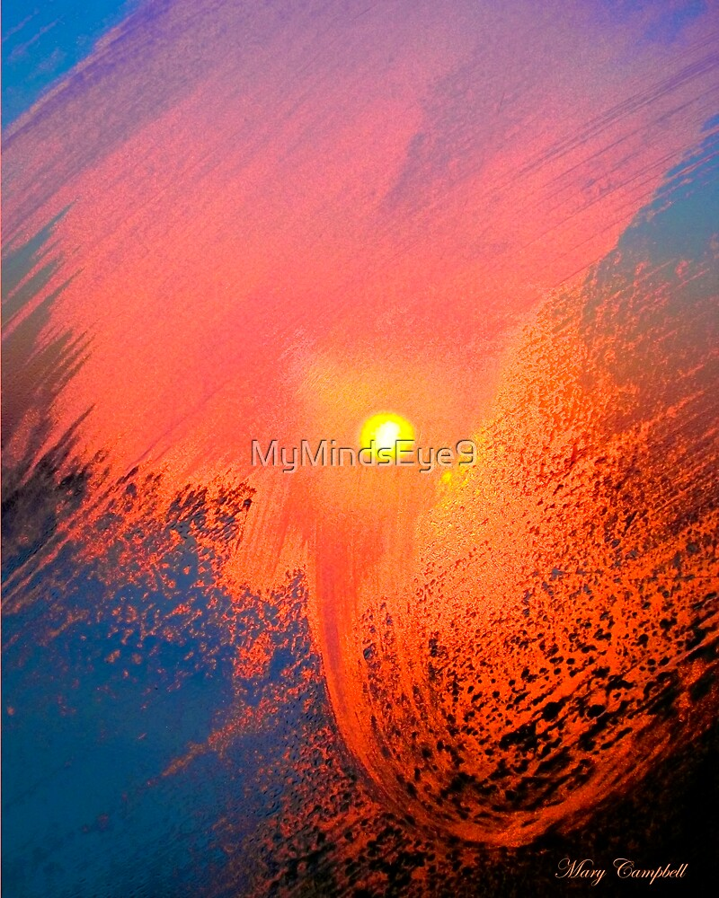 Sunrise Frost by Mary Campbell