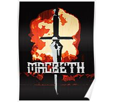 Metal Macbeth Poster