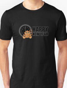 Happy New Year - Monkey T-Shirt