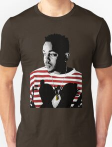 Kendrick Lamar - Cartoon T-Shirt