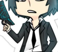 Psycho Pass - Kougami Shinya Sticker