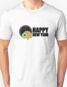 Happy New Year - Turtle T-Shirt