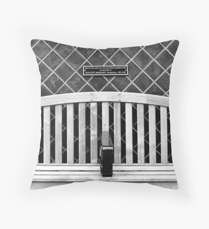 Private School Throw Pillow