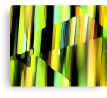In Over Through And Out Canvas Print