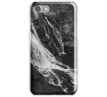 Waterfall At The Gorge iPhone Case/Skin