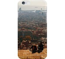 The city is ours iPhone Case/Skin