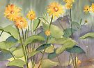 A Touch of Gold by Diane Hall