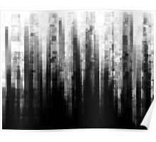 Broken Pixels Poster