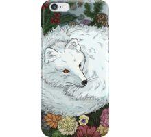 Arctic Fox iPhone Case/Skin
