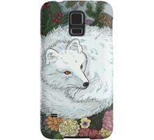 Arctic Fox Samsung Galaxy Case/Skin