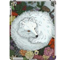 Arctic Fox iPad Case/Skin