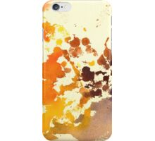 Fall in the City iPhone Case/Skin
