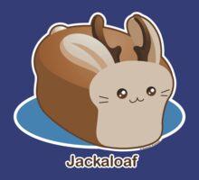 Cute Pun: Jackalope Bread Loaf by kimchikawaii