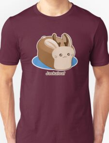 Cute Pun: Jackalope Bread Loaf T-Shirt