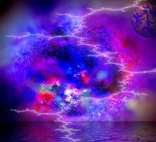 Foreboding Planet by Dean Warwick