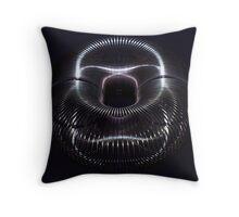Slinky Reflecting Throw Pillow