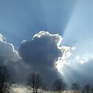 cloudburst by dinghysailor1